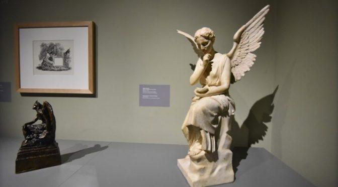 Выставка Павла Гудимова «Ангелы»