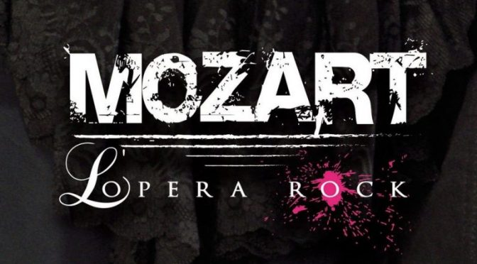Rock Mozart Le Concert во Львове