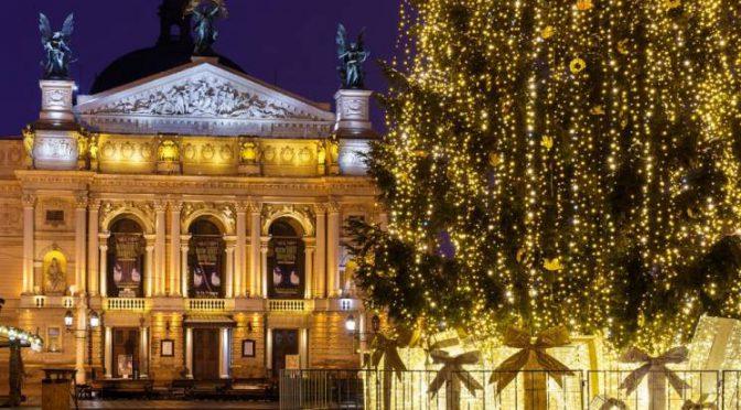 Christmas Lviv